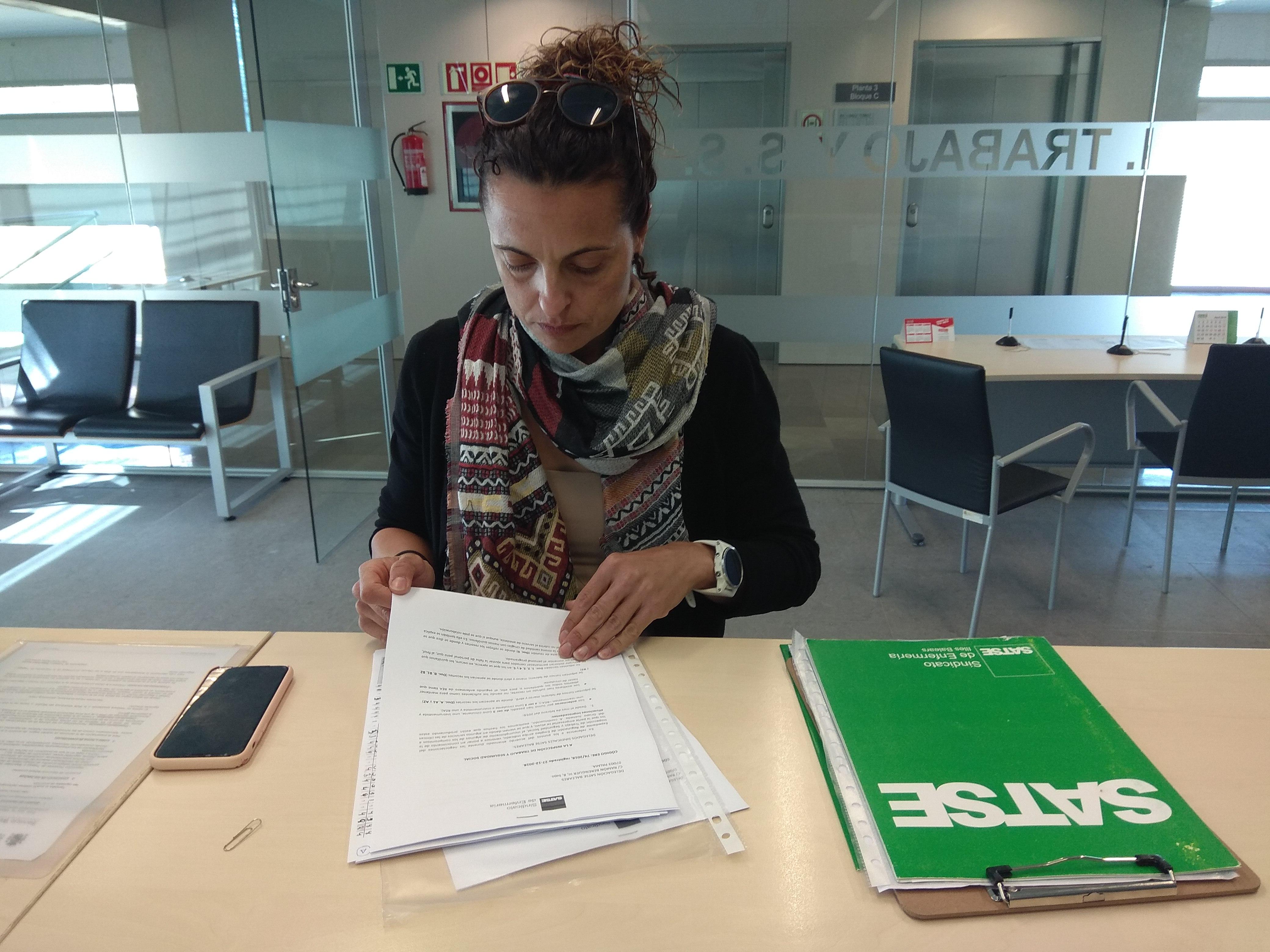 SATSE denuncia falta de enfermeras en los quirófanos de la Juaneda